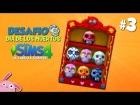 Video: Desafío Día de los muertos | Los Sims 4 | Ep. 3