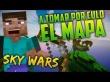 A TOMAR POR CULO DEL MAPA! | SKYWARS MINECRAFT