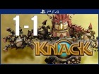 Knack | PS4 | Mision 1-1 | Su Mayor Creacion | En Espa�ol