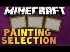 Minecraft 1.7.2 - Como Descargar e Instalar Painting Selection GUI MOD - ESPA�OL