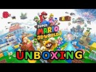 V�deo: SUPER MARIO 3D WORLD UNBOXING