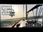 V�deo Grand Theft Auto V: GTA V - Paseo en Barco / Sailboat Ride