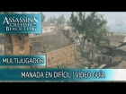 V�deo Assassin's Creed 4: Assassin's Creed 4 Black Flag Multijugador | Manada en Dif�cil | Charlestown | V�deo Gu�a