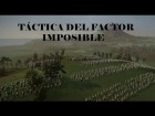 V�deo Shogun 2: Total War T�ctica del Factor Imposible