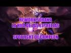 [Rework] Soraka, la hija de las estrellas | Spotlight de campe�n