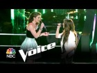 "V�deo: Christina Grimmie vs. Sam Behymer: ""Counting Stars"" (The Voice Highlight)"
