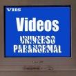 Videos Paranormal