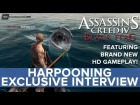 V�deo Assassin's Creed 4: Assassin's Creed 4 - EXCLUSIVE Harpooning Interview - Eurogamer