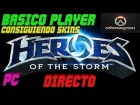 Video: Heroes of the Storm Gameplay Español | Free to Play | Let's play HotS | DIRECTO #991