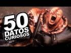 V�deo: 50 CURIOSIDADES DE RESIDENT EVIL | Volumen 1