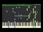 V�deo: Shingeki no Kyojin - The Reluctant Heroes Piano Version ~ Full ~