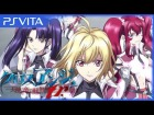 V�deo: PS Vita - Cross Ange: Rondo of Angels and Dragons tr. - TV Spot Trailer [JAP]