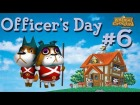V�deo Animal Crossing: Vamos a celebrar con Animal Crossing Parte 6 - Officer's Day