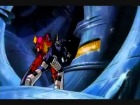 V�deo: Transformers 1986 - Rodimus Prime vs Galvatron