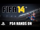V�deo FIFA 14: PS4 at Eurogamer: Fifa 14 PlayStation 4 Gameplay