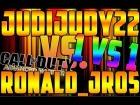V�deo: 1 vs 1, LA REVANCHA! | Judijudy22 vs. Ronald_jr05 | Advanced Warfare