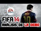 V�deo FIFA 14: FIFA14 // An�lisis de la demo // Buenas Sensaciones