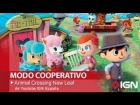 V�deo: Animal Crossing: New Leaf para 3DS con J. M. Bringas