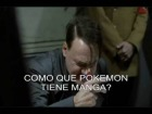V�deo: Hitler se entera que Pokemon tiene manga.