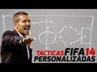 Fifa 14 Ultimate Team | T�ctica Personalizada | Que la defensa sea un muro