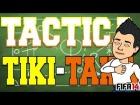 T�CTICA PERSONALIZADA TIKI-TAKA | | FIFA UT 14 | | CONTROL DEL PARTIDO
