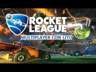 V�deo: Rocket League PS4 Gameplay Multiplayer con Lito (60fps)