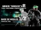 "SPLINTER CELL ""BLACKLIST"".- ""BASE DE MISILES"" parte 1/2 - 100% FANTASMA by Cuban Doce"