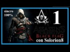 ASSASSIN\'S CREED 4 (#1) Secuencia 1 - Intro, prologo y primeras misiones | Gameplay / Walkthrough