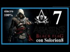 ASSASSIN'S CREED 4 (#7) Secuencia 4 completa - Recuerdo 1,2,3 y 4 (100%) | Gameplay / Walkthrough
