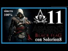ASSASSIN'S CREED 4 (#11) Secuencia 7 - Recuerdo 3 y 4 (100%) | Gameplay en espa�ol / Walkthrough