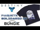 V�deo Destiny DESTINY | PACK SOLIDARIO DE BUNGIE PARA NEPAL + CAMISETA, SHADER Y EMBLEMA EXCLUSIVOS | GoTiK