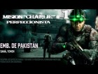 V�deo Splinter Cell: Blacklist: SPLINTER CELL BLACKLIST_ EMBAJADA PAKISTAN _ dif PERFECCIONISTA