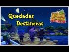 Video: ACNL WELCOME AMIIBO 1 QUEDADAS DESTINERAS CON GUILLE Y PABLO