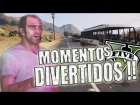 V�deo Grand Theft Auto V: GTA V | Momentos Divertidos (Funny Moments) (GTA 5) (Grand Theft Auto 5)