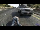 V�deo Grand Theft Auto V: GTA V | Atropellos a c�mara lenta | EPIC FAILS 4