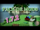 MINECRAFT 1.7.2 Pack de mods / En Espa�ol / (12 Mods) + Review, Forge, Shaders and OptifineHD