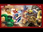 LEGO Marvel Presenta Heroes conseguidos del Modo Historia y Bonus