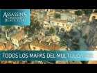 V�deo Assassin's Creed 4: Assassin's Creed 4 Black Flag - Todos los mapas multijugador