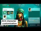 V�deo Assassin's Creed 4: AC4 Multiplayer character customization. Assassin's Creed 4 Black Flag in 1080p