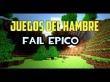 FAIL EN LOS JUEGOS DEL HAMBRE | Minecraft
