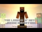 V�deo Minecraft: The Legend Of Notch: Reincarnation - Parte 1 - La llegada de un heroe...