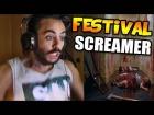 V�deo: EL FESTIVAL DE LOS SCREAMERS!! | Me cago en mi vida