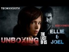"V�deo The Last of Us: Unboxing Ediciones Colecionista ""THE LAST OF US"" edicion Ellie & Joel"