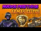 V�deo: Call Of Duty: Advanced Warfare (Nuevos Prestigios) Conseguir Armas �lites!!