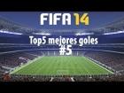 V�deo FIFA 14 FIFA14 | Top 5 con los mejores goles #5