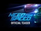 V�deo: Need for Speed Teaser Trailer - PC, PS4, Xbox One