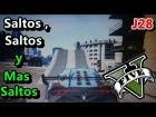 V�deo: GTA ONLINE V [ Saltos , Saltos  y Mas Satos ]