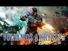 V�deo: Crysis 3: Volvamos al Crysis