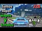 V�deo: GTA ONLINE V [ Saltos super lokos y enfados ]