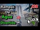 V�deo: GTA ONLINE V [ Rampas Acuaticas y Divertida ]